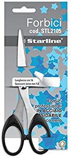 Starline STL2105 Set Forbici Lama Acciaio