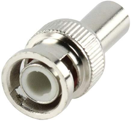 Valueline BNC-005 BNC (M) Argento cavo di collegamento