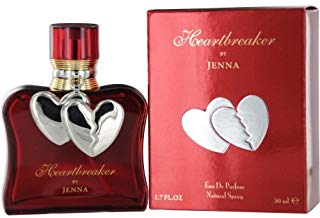 Jenna Jameson Heartbreaker Eau de Parfum Spray da donna, 50 ml