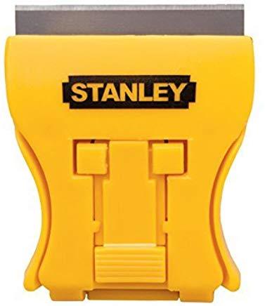 STANLEY 0-28-218 Mini raschietto con 5 lame di ricambio
