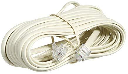 Maurer 19110240-8 m di cavo telefonico - 2 pin-6-4