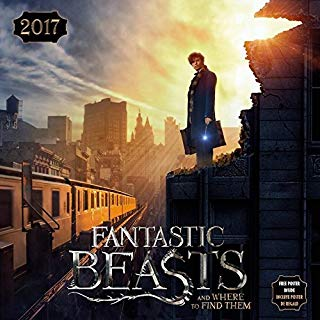 Grupo Erik Editores Fantastic Beasts - Calendario 2017, 30 x 30 cm