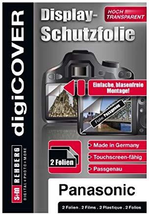 digiCOVER - Protezione schermo premium per Panasonic DMC-FT4