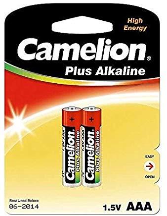 Camelion LR03-BP2 Single-use battery AAA Alcalino 1,2 V