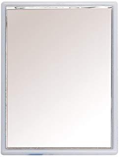 Titania tasche Specchio, Rettangolare, colori assortiti, circa 8.5 x 6 cm, su Skin carta, vari colori, 1er Pack (1 X 40 G)