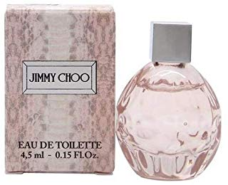 Jimmy Choo Profumo Mini, Eau de Toilette Vaporizzatore - 4.5 ml