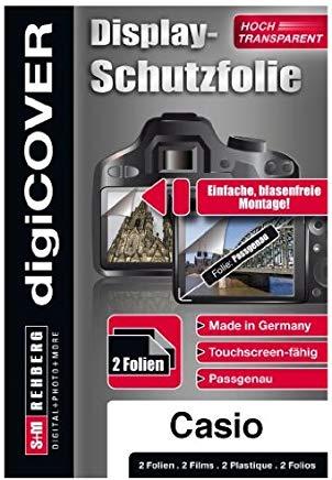 digiCOVER - Pellicola protettiva display per Casio EX-ZS150
