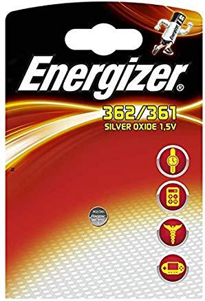 Energizer 362-361 SR-Batteria a bottone all'ossido di argento
