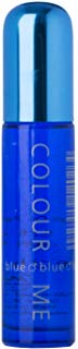 Colour Me, Fragranza Uomo con applicatore roll-on Blu, 10 ml