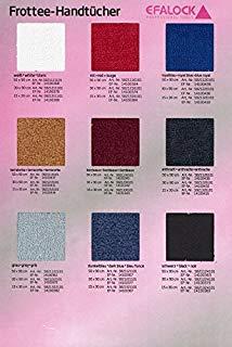 Efa colore Carta F. asciugamani
