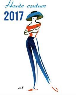 Yvon Agenda 2017 alta cucito a libro magnetica