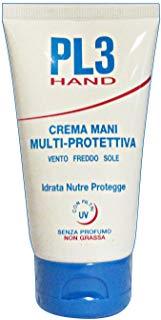 Kelemata Pl3 Hand Crema per Mani Multiprotettiva - 50 ml