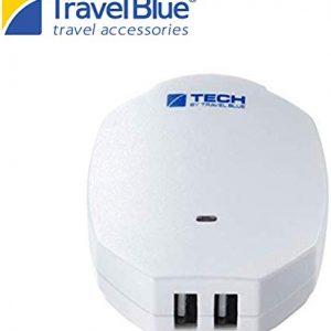 Travel Blue Adattatore universale da viaggio 964 Bianco