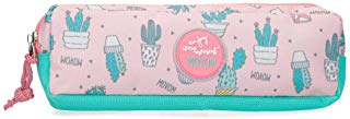 MOVOM Cactus Beauty Case da viaggio 22 centimeters 0.46 Rosa