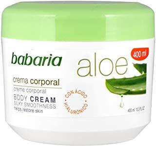 Babaria 62519 Latte per il Corpo