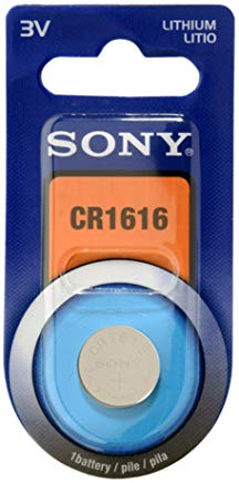 Sony Pila a bottone al litio CR 1616