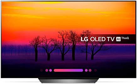 LG OLED AI ThinQ 55B8 Smart TV 55'' 4K Cinema Vision, HDR, Dolby Atmos
