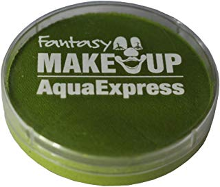 Kreul Fantasy Aqua Make Up Express Limone, 1er Pack (1 X 15 G)