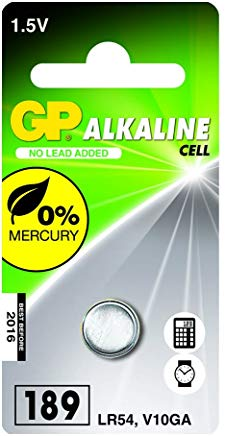 GP Battery VD102004 Pila Alcalina