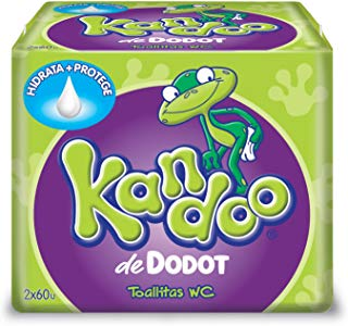 Dodot Kandoo Salviettine Umidificate - 200 Gr