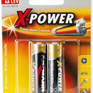 ANSMANN 5015613 X-Power 2X Alcaline Aa Batteria Alcaline Lr6