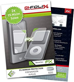 atFoliX FX-Mirror, Navigon 70 Plus 2 pezzo(i)