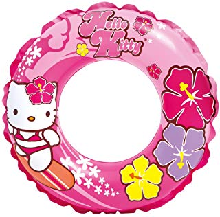 Intex - Salvagente Gonfiabile Hello Kitty 61Cm