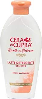 Cera di Cupra ricetta di bellezza Latte Detergente Delicato 200 ml