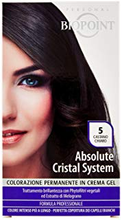 Biopoint Absolute Cristal System Castano Chiaro