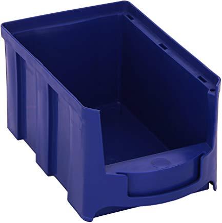 Viso 3321360008749 Star2B Vassoio 1L, 163 x 100 x 82 mm, Blu, Blau