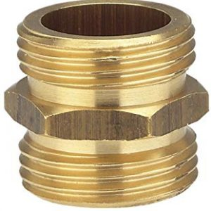 "Gardena - Raccordo filettato in Ottone, 19 mm (3-4"")"