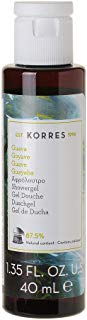 Korres Mini Gel Doccia Guayaba - 40 ml