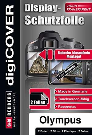 digiCOVER - Pellicola protettiva display per Olympus VG-170