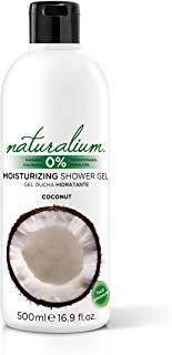 Naturalium Gel Doccia Coconut, Uomo - 500 ml