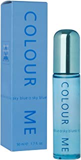 Colour Me Sky Blue, Eau de Parfum spray Donna, 50 ml