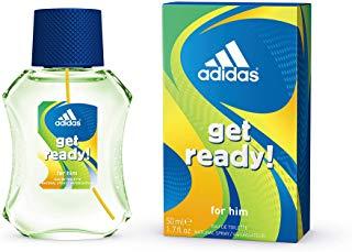 Adidas, deodorante spray Get Ready M EDT. 50 ml