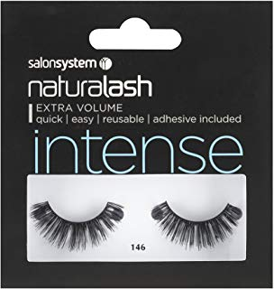 Salonsystem Naturalash intense mascara number 146, nero