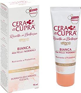 Cera di Cupra Crema Bianca Tubo - 75 ml