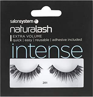 Salonsystem texture Naturalash numero 135, nero