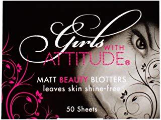 Ragazze Con Attitude bellezza Blotters 40 fogli