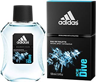 Adidas - Eau de Toilette Ice Dive - Profumo Uomo Spray 100 ml