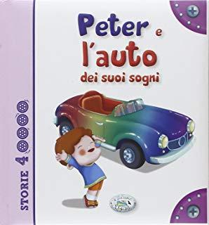 Peter e l'auto dei suoi sogni
