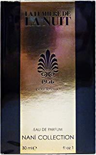 SUAREZ Nani Collection LA Lumiere DE LA Nuit pour Femme EDP EAU DE Parfum 30ml