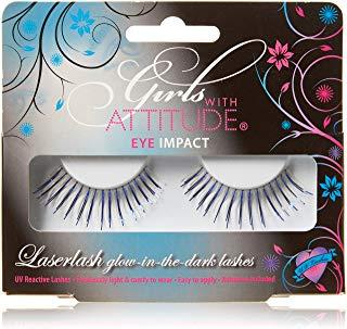 Girls with Attitude, Set ciglia finte