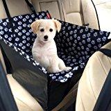 MATCC Coprisedili per Cani Auto Copertura per Auto Amaca per Animali Domestici Impermeabile Antiscivolo: Amazon.it: Prodotti per