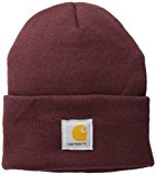 Carhartt, berretto .A18.PRT.S000, taglia unica, color vinaccia: Amazon.it: Amazon.it