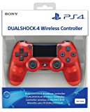 Playstation 4: Dualshock 4, Red Crystal - Special: Amazon.it: Videogiochi
