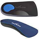FOOTACTIVE Casual - Solette di marca - Per spina calcaneare e problemi ai piedi: Amazon.it: Scarpe e borse