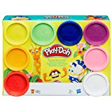 Play-Doh - RAINBOW PACK: Amazon.it: Giochi e giocattoli