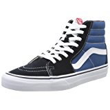 Vans SK8-Hi Classic Suede-Canvas, Sneakers Alti Unisex-Adulto: Amazon.it: Scarpe e borse